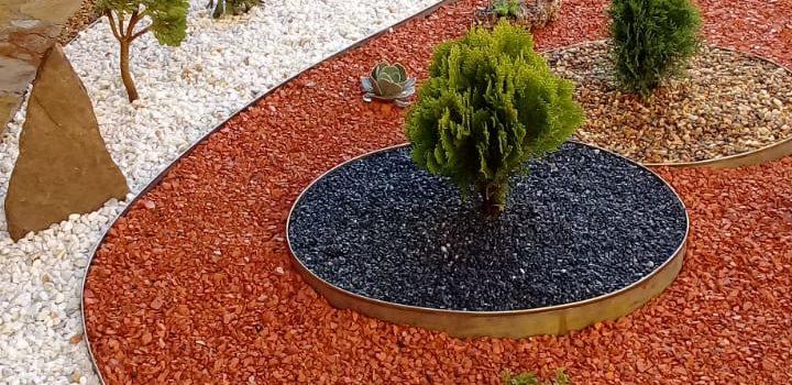 Decoración para jardines