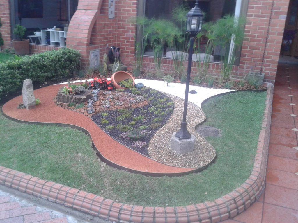 Piedras para jardines en Bogotá