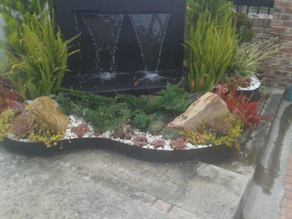 Piedras de río en Bogotá