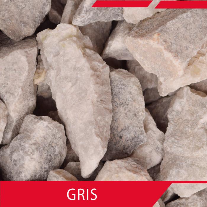 Granito Gris - Piedra Gris para Jardín