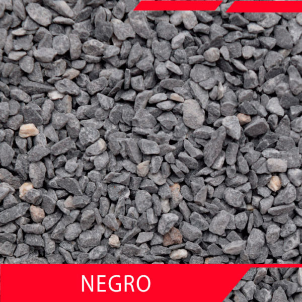 Piedra Negra para Jardín