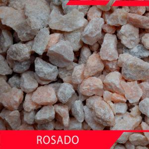 Granito Rosado - Piedra para Jardín