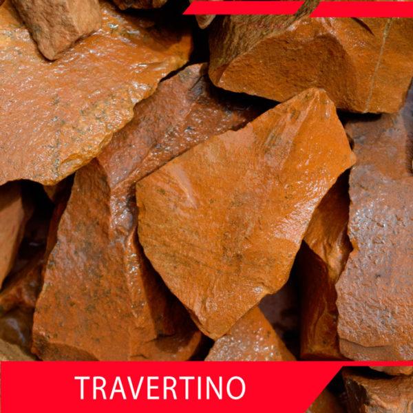 Granito Travertino - Piedra para Jardín