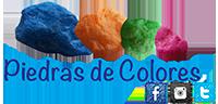 Logo piedras de colores