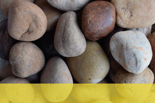 Piedra de río