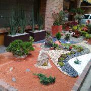Piedras para jardín en Bogotá