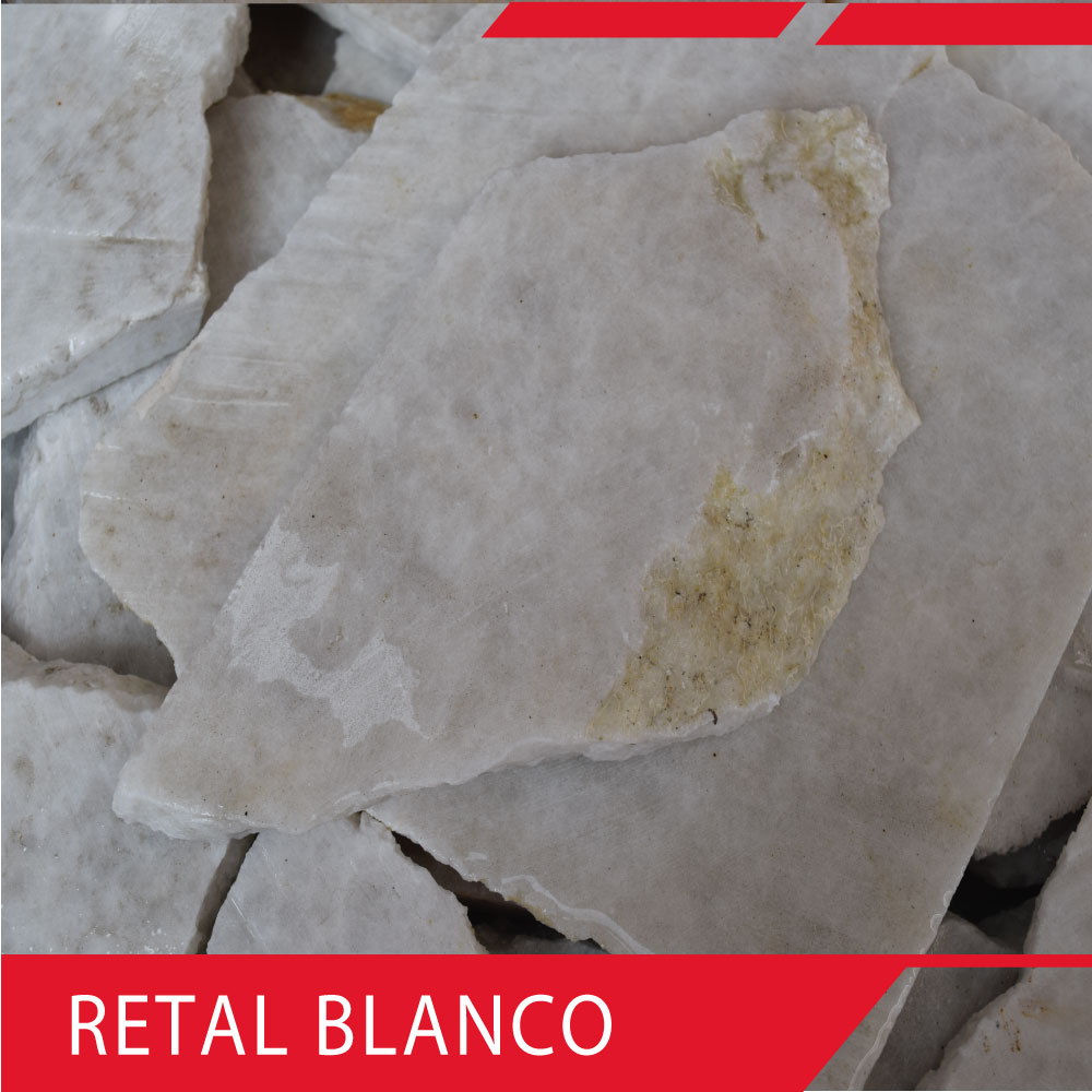 Retal de Mármol Blanco