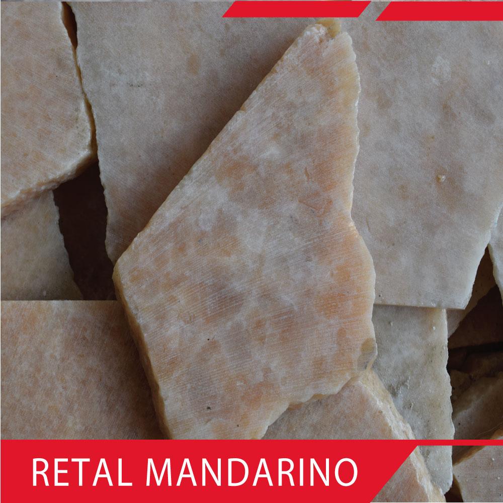 Retal De Mármol Mandarino