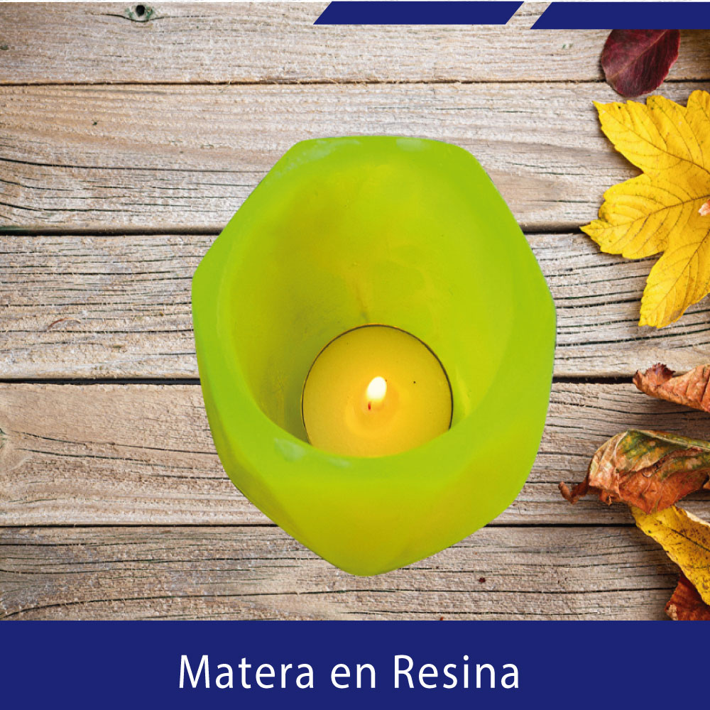 Matera en Resina