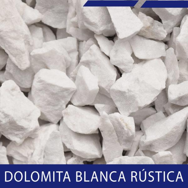 Dolomita Blanca Rustica